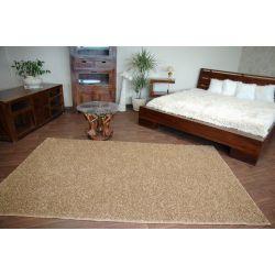 Teppich, Teppichboden SHAGGY MISTRAL honigfarbene
