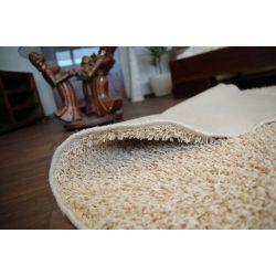 Teppich rund MISTRAL vanille