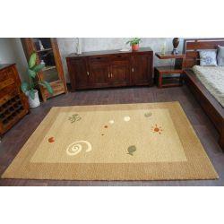 Teppich ART - SI SI goldenen