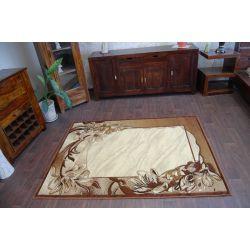 Carpet HEAT-SET DEKOR 007 brown