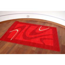 Carpet MINI-RED PURPURA carmine