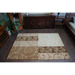 Carpet HAND TUFTED - SURAVI P06 gold