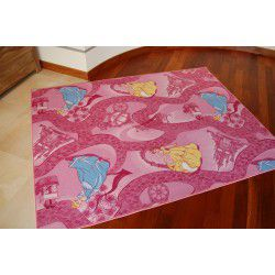 Moquette tappeto DISNEY CELEBRATION rosa