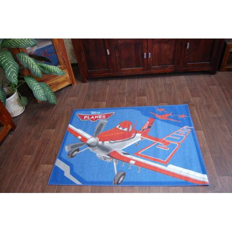 Carpet DISNEY 95x133cm PLANES