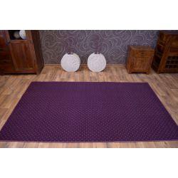 TAPIS - MOQUETTE AKTUA 087 violet