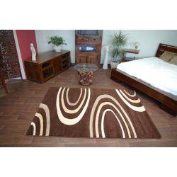 CARPET MYSTIC design T112 brown