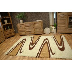 Carpet SHAGGY LONG 4381 ivory