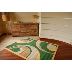 Килим RUBIKON 8017 зелений
