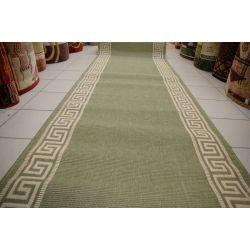 Sizal futó szőnyeg MARS 046 zöld