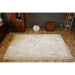 Carpet ALABASTER KATA clear cocoa