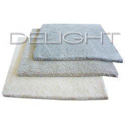 Teppich Teppichboden DELIGHT grau