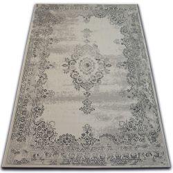 Dywan Vintage Rozeta 22206/666 jasnoszary
