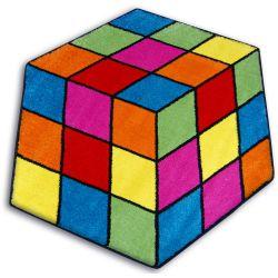 Килим PAINT шестикутник - 1546 синій