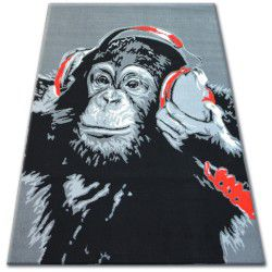 Ковер BCF FLASH 33326/170 - обезьяна