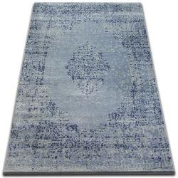 Teppich DROP JASMINE 455 Hell blau