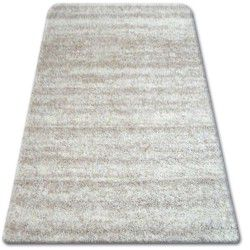Carpet SHAGGY ZENA 3383 ivory / light beige