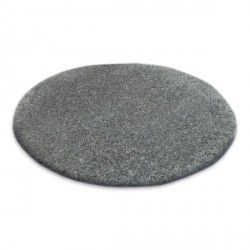 Carpet circle SHAGGY NARIN P901 grey