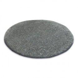 Tappeto cerchio SHAGGY NARIN P901 grigio