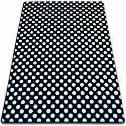 Carpet SKETCH - F764 white/black - dots