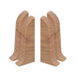 Baseboard End Caps PVC 2pcs. (L+R) SMART 121