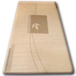 Килим шнуровий SIZAL FLOORLUX 20089 маїс / кавовий