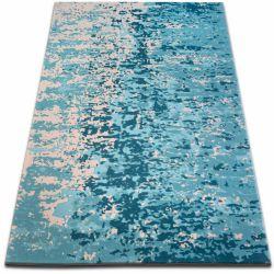 Килим AKRYL BEYAZIT 1797 блакитний