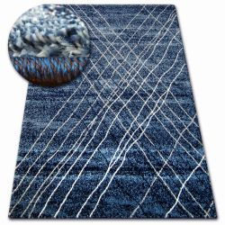 Shadow szőnyeg 9367 kék / kék