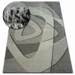 Teppich SHADOW 8594 braun / hellbeige