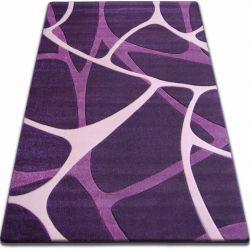 Килим FOCUS - F241 темний фіолетовий