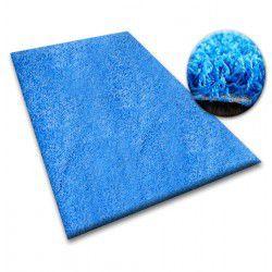 Moqueta SHAGGY 5 cm azul