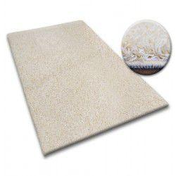 Teppichboden SHAGGY 5cm cremig