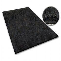 Ковролін SHAGGY 5 см чорний