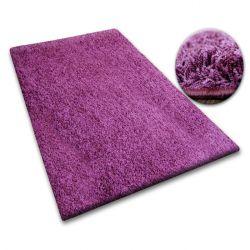 TAPIS SHAGGY 5cm violet
