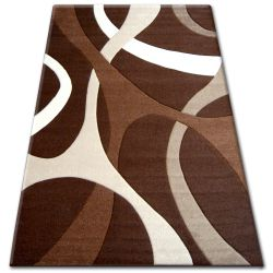 Tapis PILLY 7848 - cacao/beige