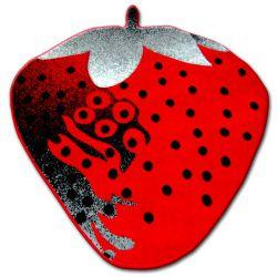 Килим дитячий HAPPY C298 Полуниця червоний