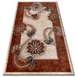 Carpet heat-set KIWI 3272 brown