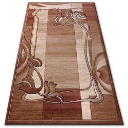 Teppich heat-set KIWI 3763 braun
