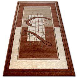 Teppich heat-set KIWI 3420 braun
