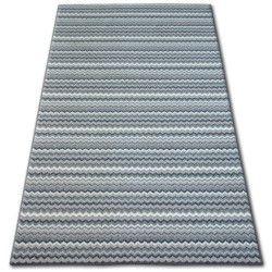 Carpet wall-to-wall ZIGZAG grey 0093