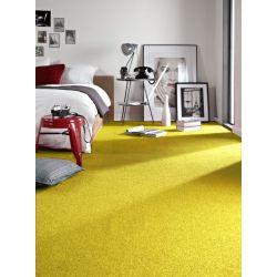 Teppich, Teppichboden ETON gelb