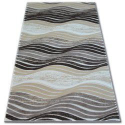 Carpet ACRYLIC YAZZ 1760 Brown/D.beige